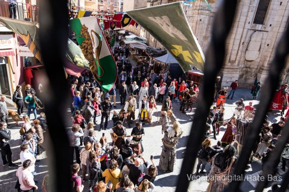 Orihuela está inmersa en su XXII Mercado Medieval 38
