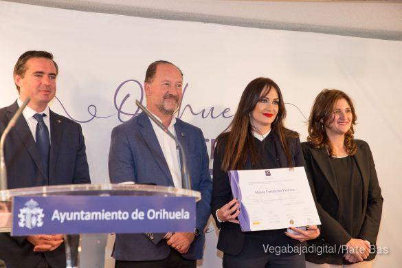 Turismo reconoce a 59 negocios y servicios de Orihuela con las distinciones SICTED 65