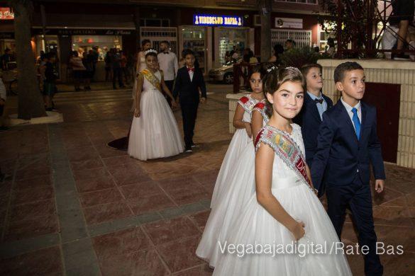 Rafal pregona las fiestas y corona a sus reinas 18