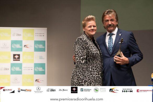Emoción, diversión y magia en la II edición de los Premios Radio Orihuela 100