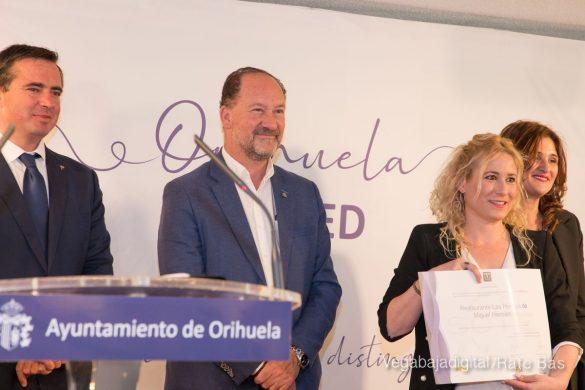 Turismo reconoce a 59 negocios y servicios de Orihuela con las distinciones SICTED 67