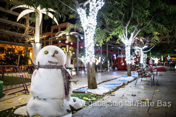 Papá Noel llega a Guardamar  del Segura 9
