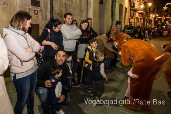 Papá Noel llena de ilusión a Orihuela 10
