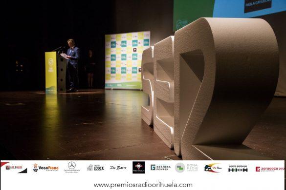 Emoción, diversión y magia en la II edición de los Premios Radio Orihuela 101