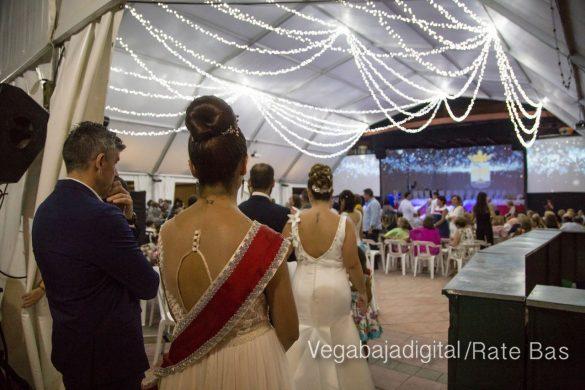 Rafal pregona las fiestas y corona a sus reinas 24