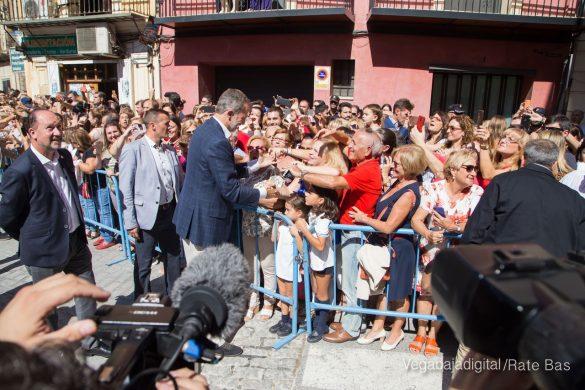 Los Reyes Felipe y Letizia visitan Orihuela 50