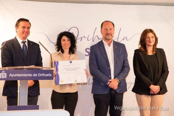 Turismo reconoce a 59 negocios y servicios de Orihuela con las distinciones SICTED 71