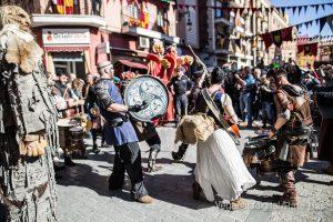 Orihuela está inmersa en su XXII Mercado Medieval 168