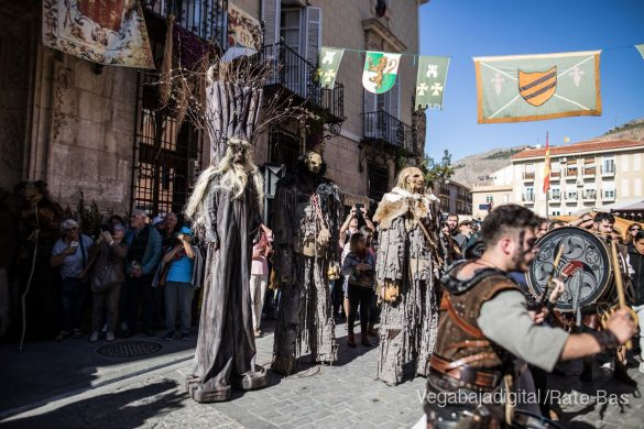 Orihuela está inmersa en su XXII Mercado Medieval 35