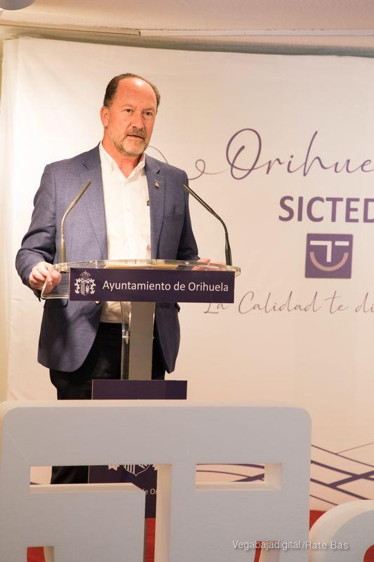 Turismo reconoce a 59 negocios y servicios de Orihuela con las distinciones SICTED 72