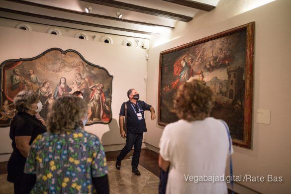 """Éxito en la ruta """"Un Velázquez en Orihuela"""" 46"""