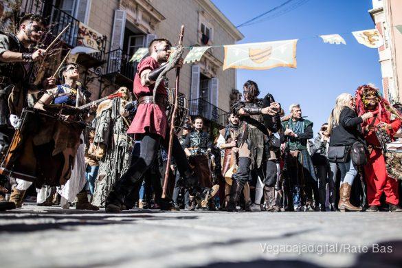 Orihuela está inmersa en su XXII Mercado Medieval 33