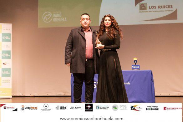 Emoción, diversión y magia en la II edición de los Premios Radio Orihuela 105
