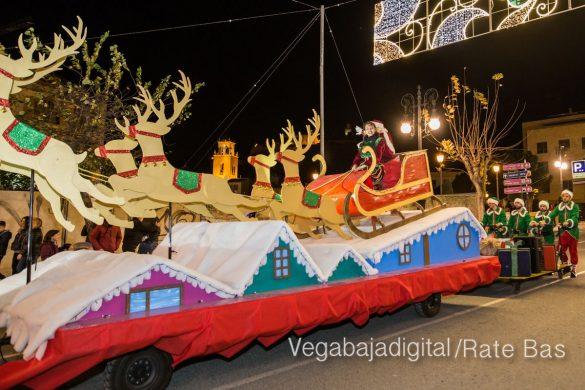 Papá Noel llena de ilusión a Orihuela 81
