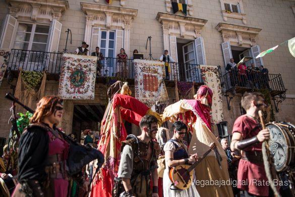 Orihuela está inmersa en su XXII Mercado Medieval 30