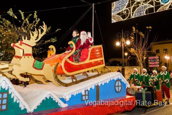 Papá Noel llena de ilusión a Orihuela 80