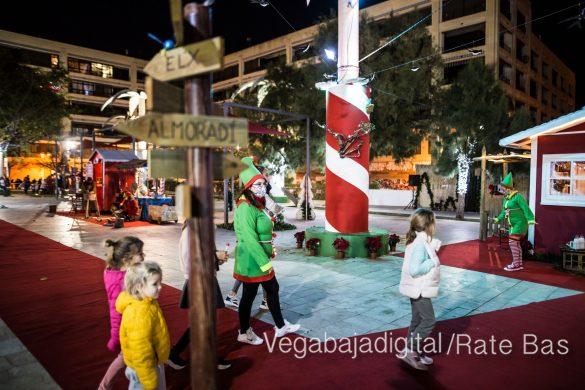 Papá Noel llega a Guardamar  del Segura 25