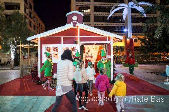 Papá Noel llega a Guardamar  del Segura 26