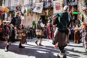 Orihuela está inmersa en su XXII Mercado Medieval 176
