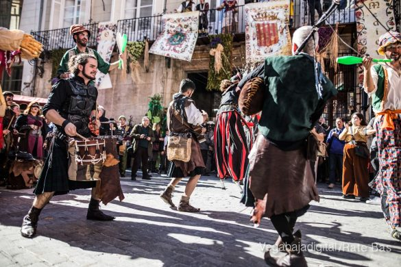 Orihuela está inmersa en su XXII Mercado Medieval 28