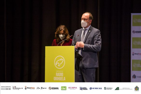 FOTOGALERÍA | Gala III Edición de los Premios Radio Orihuela 14
