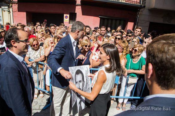 Los Reyes Felipe y Letizia visitan Orihuela 53