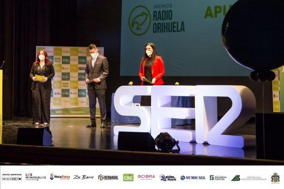 FOTOGALERÍA | Gala III Edición de los Premios Radio Orihuela 12