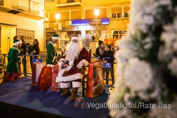 Papá Noel llena de ilusión a Orihuela 76