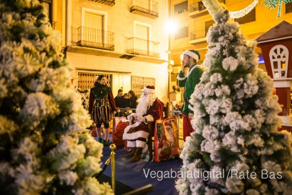 Papá Noel llena de ilusión a Orihuela 75