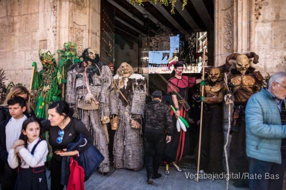 Orihuela está inmersa en su XXII Mercado Medieval 24