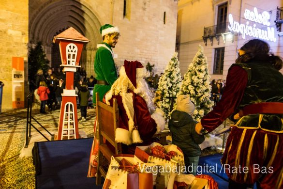 Papá Noel llena de ilusión a Orihuela 71