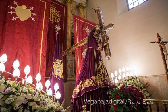 La Eucaristía de la Junta Mayor, adaptada a las circunstancias sanitarias 8