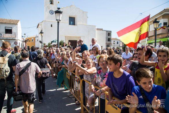 Los Reyes Felipe y Letizia visitan Orihuela 54