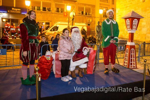 Papá Noel llena de ilusión a Orihuela 65