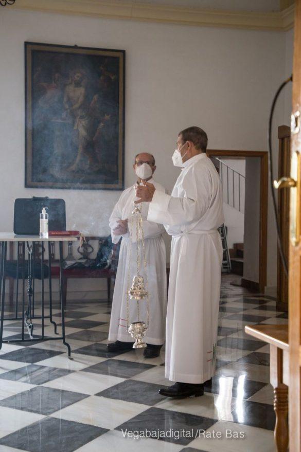 La Eucaristía de la Junta Mayor, adaptada a las circunstancias sanitarias 10