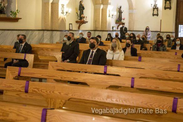 La Eucaristía de la Junta Mayor, adaptada a las circunstancias sanitarias 11