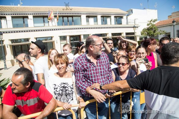 Los Reyes Felipe y Letizia visitan Orihuela 55