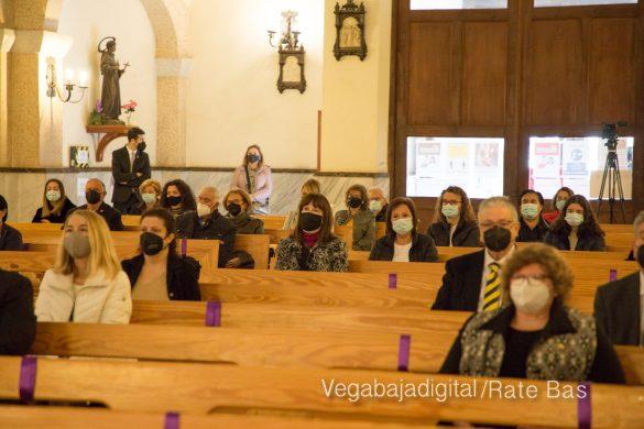 La Eucaristía de la Junta Mayor, adaptada a las circunstancias sanitarias 13