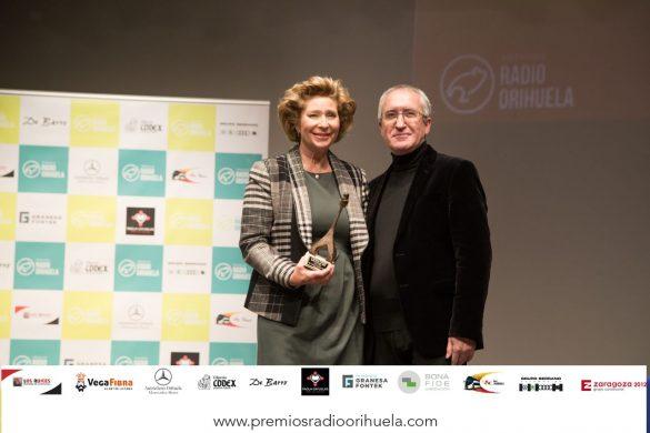 Emoción, diversión y magia en la II edición de los Premios Radio Orihuela 112