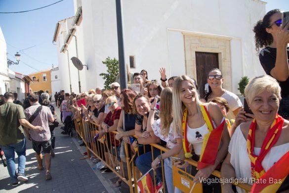 Los Reyes Felipe y Letizia visitan Orihuela 57