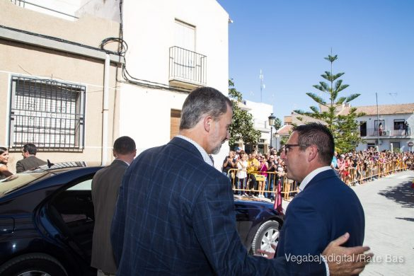 Los Reyes Felipe y Letizia visitan Orihuela 59