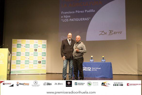 Emoción, diversión y magia en la II edición de los Premios Radio Orihuela 114