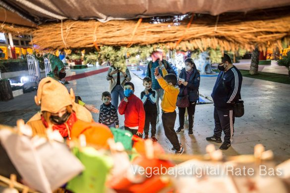 Papá Noel llega a Guardamar  del Segura 55