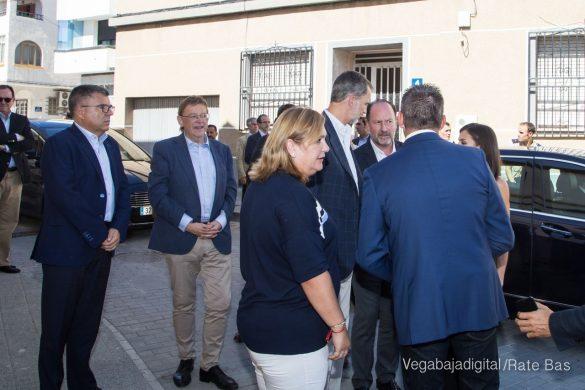 Los Reyes Felipe y Letizia visitan Orihuela 60