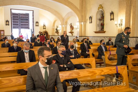 La Eucaristía de la Junta Mayor, adaptada a las circunstancias sanitarias 21