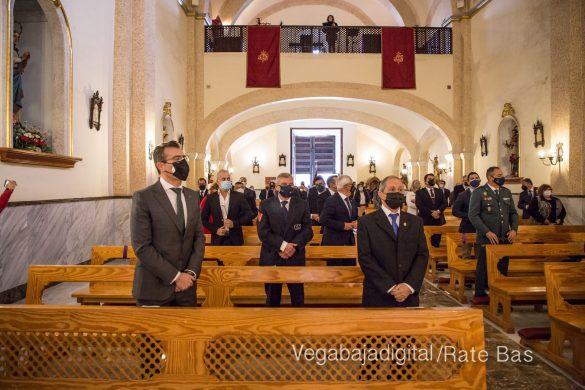 La Eucaristía de la Junta Mayor, adaptada a las circunstancias sanitarias 22