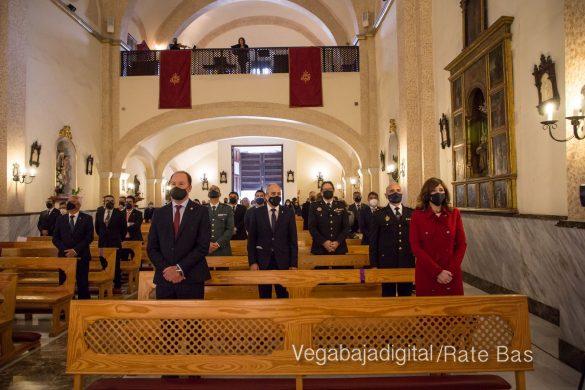La Eucaristía de la Junta Mayor, adaptada a las circunstancias sanitarias 23