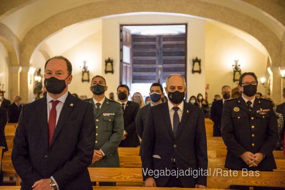 La Eucaristía de la Junta Mayor, adaptada a las circunstancias sanitarias 24