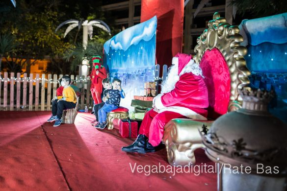Papá Noel llega a Guardamar  del Segura 63