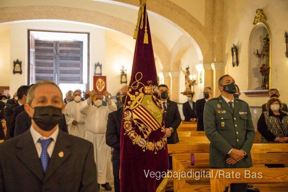 La Eucaristía de la Junta Mayor, adaptada a las circunstancias sanitarias 25